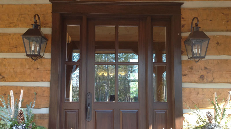 Entry Door Systems
