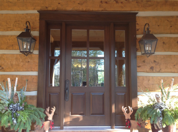 Reasons to Choose Wooden Entry Doors for Your Home