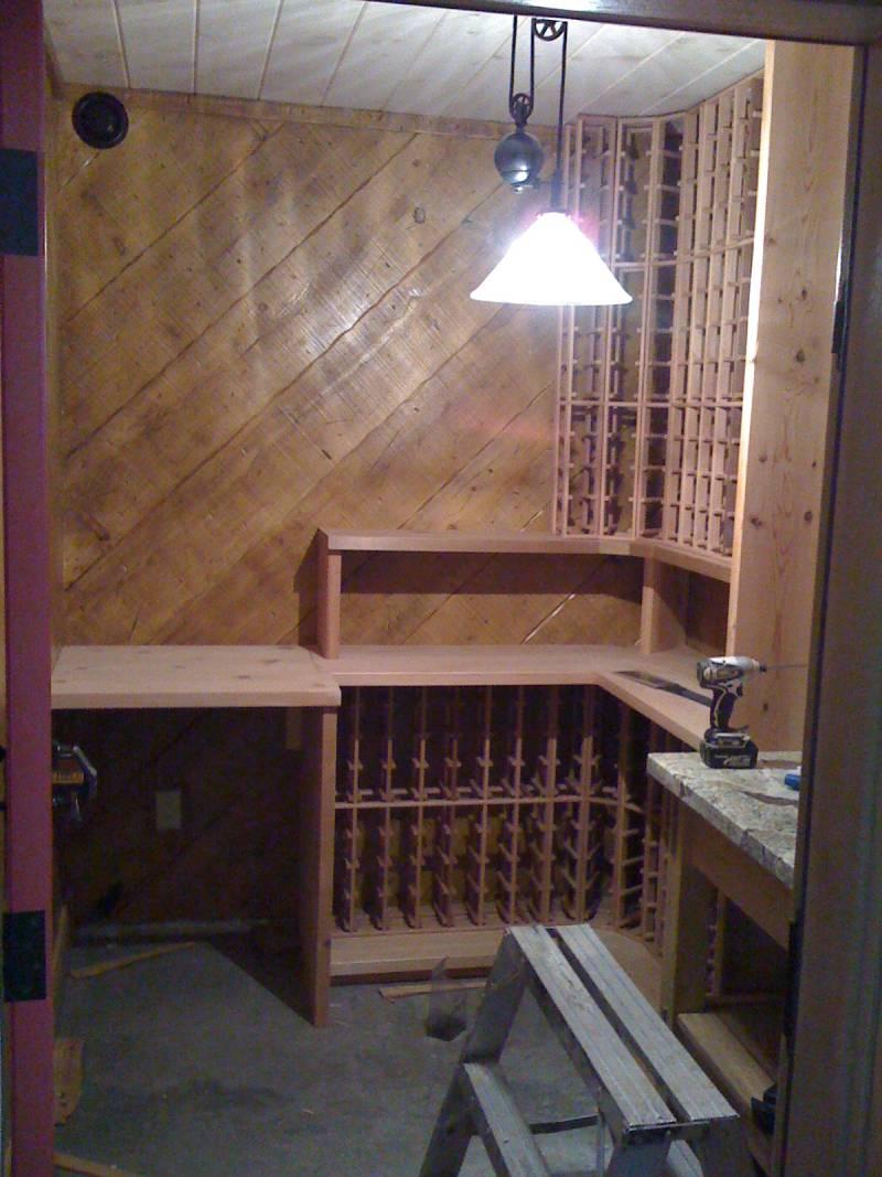 artistic cabinet design
