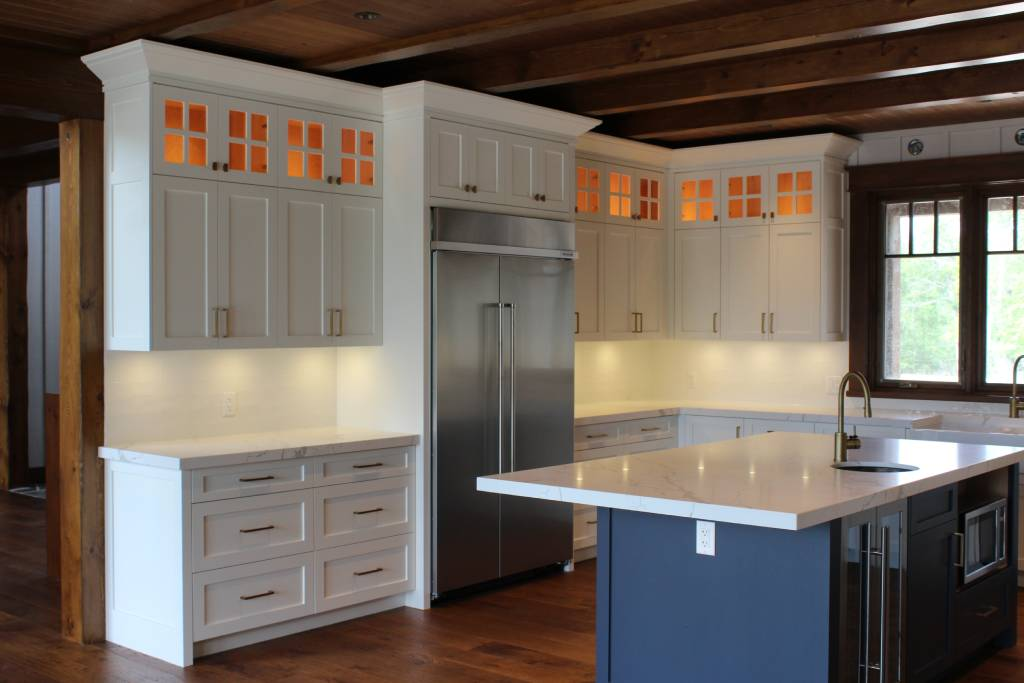 clean look kitchen cabinets