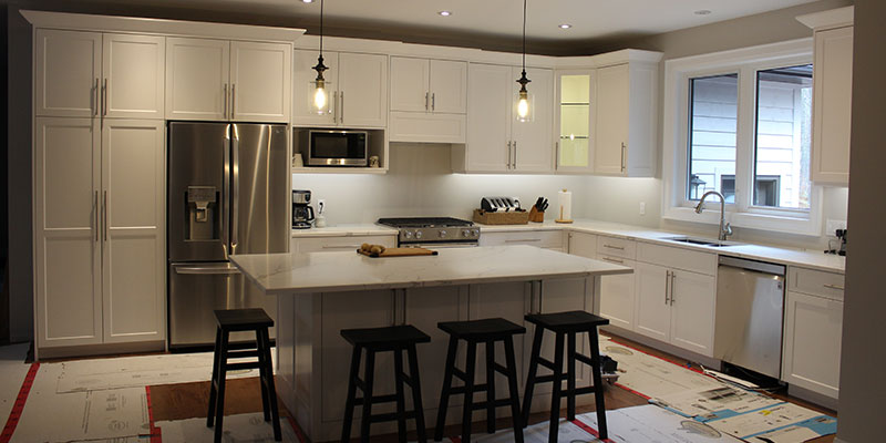 we can help you design kitchen cabinetry