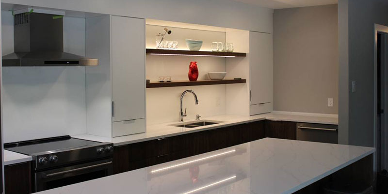 effective solution that won't harm your custom cabinets